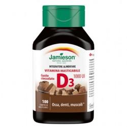 Vitamina D 1000 masticabile