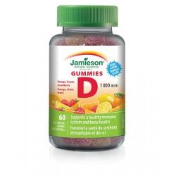 Vitamina D gummies